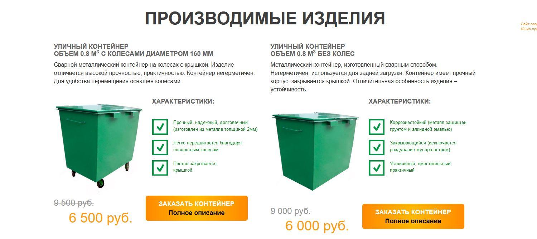 konteynery